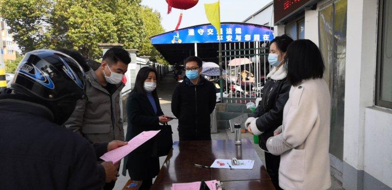 怀宁县高河镇人大代表积极助力春风行动